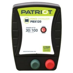 Patriot pbx120 Fence Charger