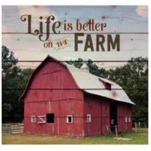 Pallet Art: Farm