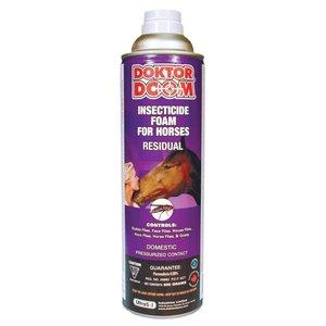 Doktor Doom Foam Insect Repellent for Horses