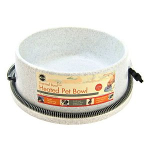1.5gal K&H Heated Dog Bowl
