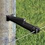 Patriot Wood Post 5in Slant Insulator