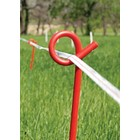 Red Pig Tail Fence posts