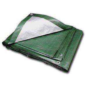 16 x 20 Heavy Duty Green Tarp