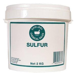 Sulfur 2kg