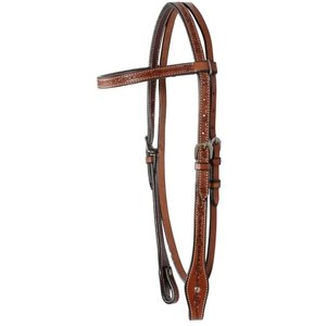 Country Legend Barded Wire Headstall