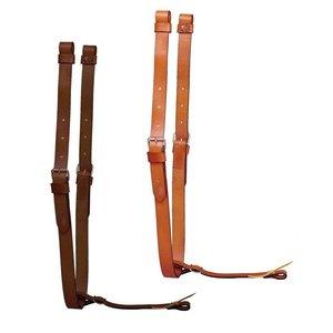 Leather Rear Cinch Set