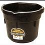 12 Qt Rubber Flatback Bucket