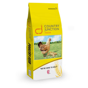 Country Junction Feeds Country Junction Layer (17%)