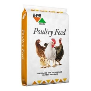 Hi-Pro Feeds Medicated Turkey Starter (26%)