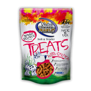 NutriSource Soft&Tender Salmon Treats