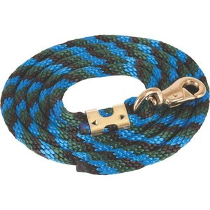 Poly Lead Rope w/ Bull Snap