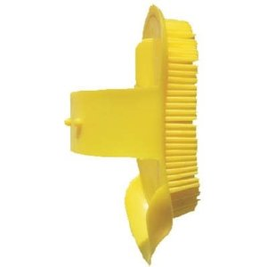 Junior Sized Plastic Curry Comb
