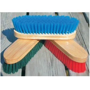 "8"" Hard Dandy Wood Block Brush"