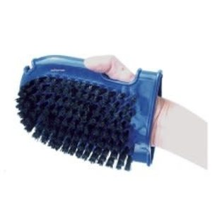 Grooming Mitt With Brush