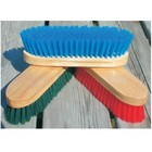 "6.5"" Medium Bristle Wood Brush"