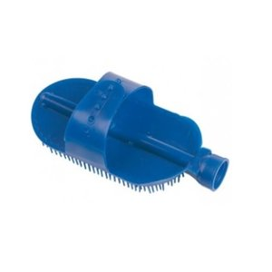 Large Curry Comb w/ Hose Attachment
