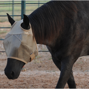 Cashel Standard Fly Mask, Eco