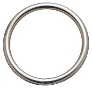 Nickel Harness Ring
