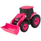 Case Pink Loader Tractor