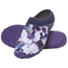 Women's Muckster II Clog, Purple/Multi Floral