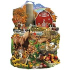 On the Farm Shaped Puzzle