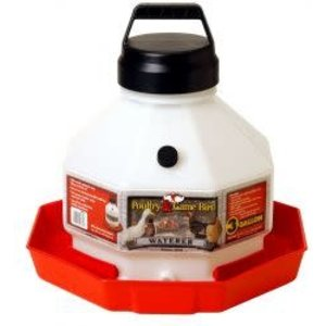 3 Gallon Automatic Plastic Fount