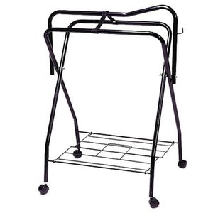Coloured Standing Saddle Stand
