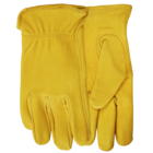 Winter Lined Deerskin Gloves