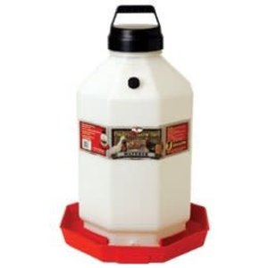 7 Gallon Automatic Plastic Poultry Fount