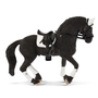 Friesian Stallion Riding Tournament
