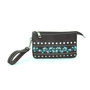 Savana Event Approved wristlet with embroidery