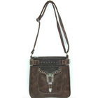 Savana Crossbody with front pocket and buckle design