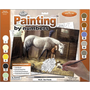 """Large Paint-by-Number """"New Friends"""""""