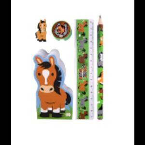 Pony Writing Set