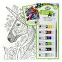 Unicorn Canvas Art Paint Kit