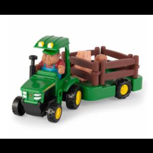 John Deere 1st Farming Fun Hauling Set