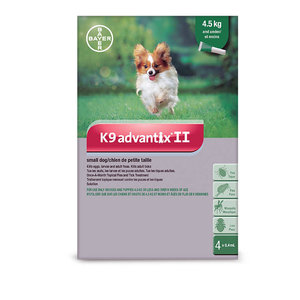 K9 Advantix II  (2pk)
