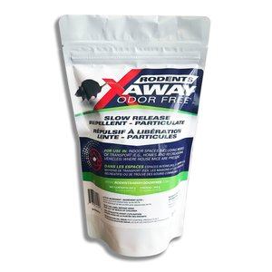 Rodents Away Odor Free