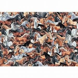 Horses 500pc Impossible Jigsaw Puzzle