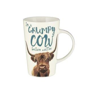 Grumpy Cow Mug