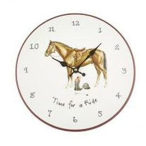 "10"" Decorative Wall Clock"
