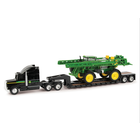 John Deere R4038 Sprayer W/Semi & Lowboy Trailer