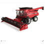 Case IH 8240 Combine W/3020 Grain Head
