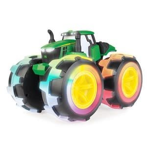 John Deere Monster Deluxe Lightning Wheels