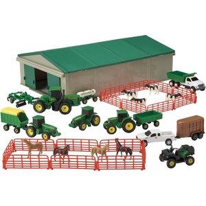 John Deere Farm Toy Play Set