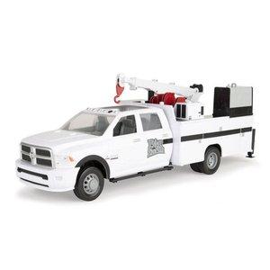 Big Farm Service Truck