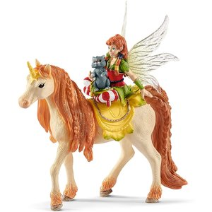 Fairy Marween With Glitter Unicorn