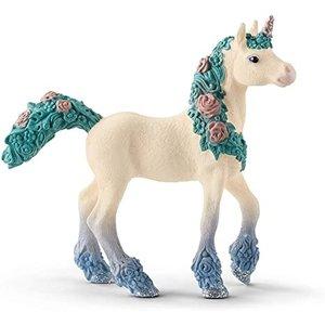Flower Unicorn Foal