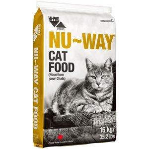 Nu-Way Cat Food 16kg