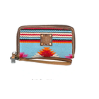 Saltillo Rosa Wallet